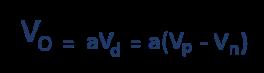 Vout_formula